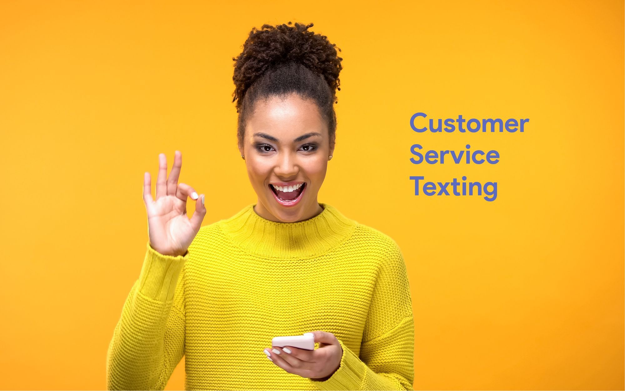 How Texting Can Help You Build Trust With Customers