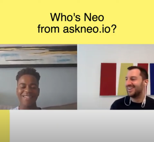 Who's Neo from askneo.io?